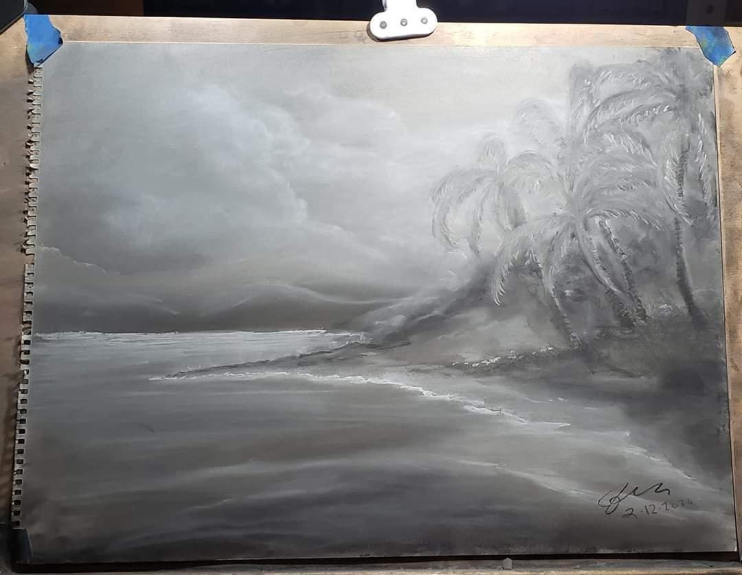 Charcoal#2